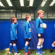boys football team affinity sutton world cup