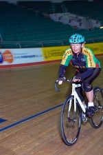 stannah think again fund june smith cycling velodrome manchester