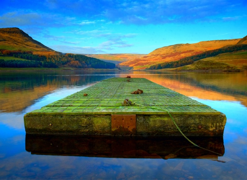 dovestones reservoir saddleworth award winning landscape photography