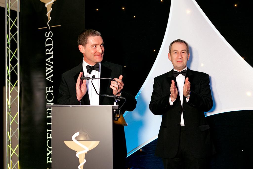 Chris Cooper & Chris Silverwood, Bayer