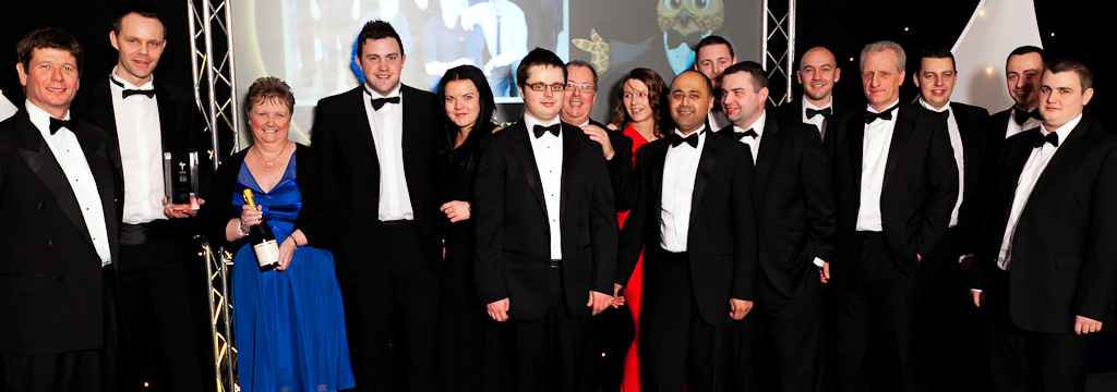 rowlands excellence award department of the year 2012