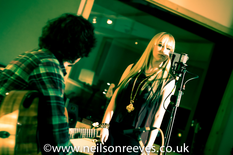 camryn rocks camryn magness acousitc session 80 hertz music studio sharp project one direction support act