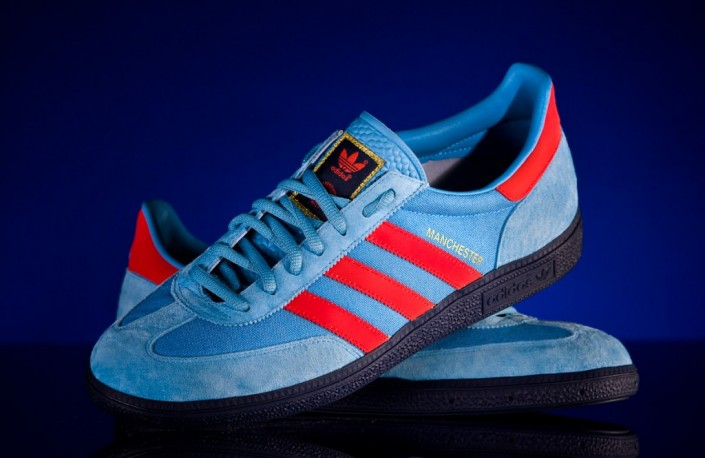 product photography adidas trainers