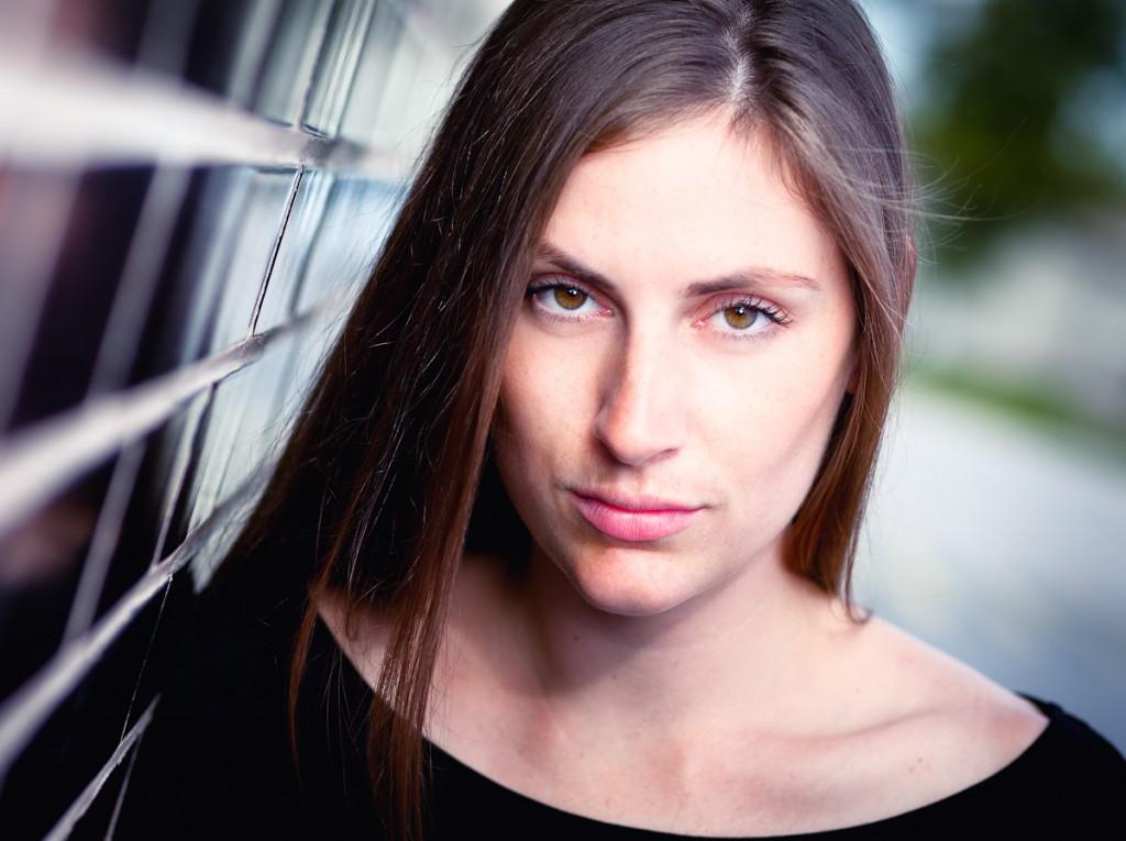 Actor headshot Bayley Eyley