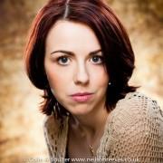 Actor headshot featuring Lana O'kell
