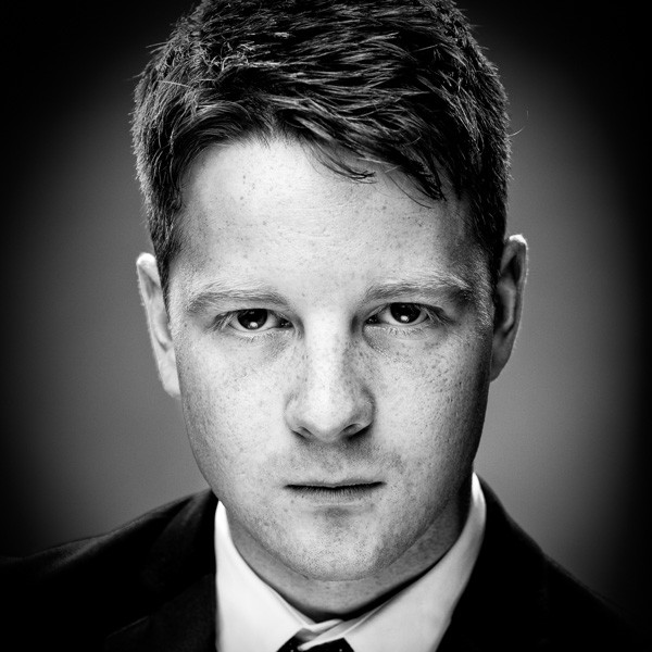 Actor Headshot Dale Gerrard