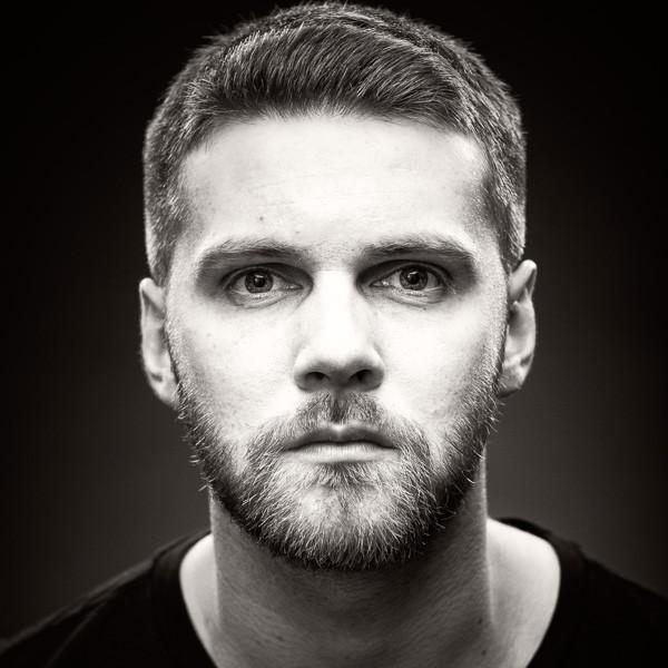 Actor Headshot Sam Woodall