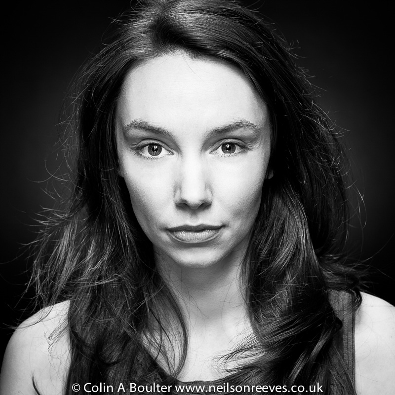 Actor Headshot Stephanie Greer