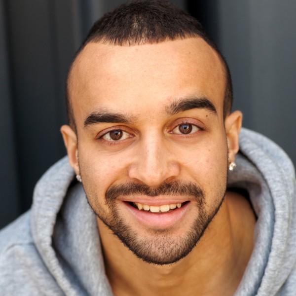 Actor Headshot Nathan Charles