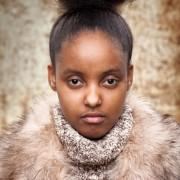 Headshot portrait of Arafa Kabura